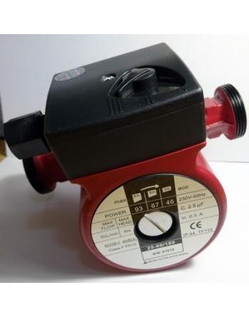 BRH melegvíz szivattyú 25/60-180 mm