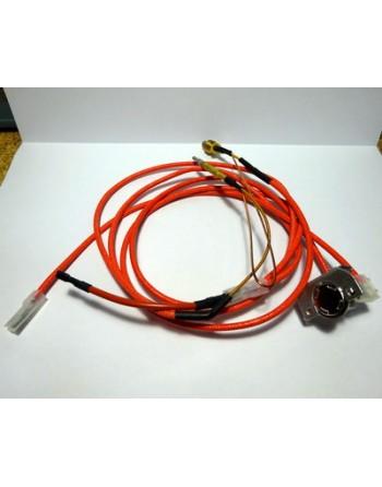 Junkers termoelem és füstgáz-senzor ZW20KD